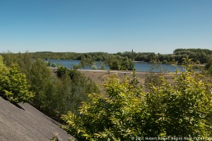 L'étang des Argales à Rieulay