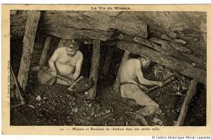 Mineurs de fond dans les années 1920