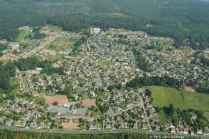 Cité-jardin du Pinson à Raismes. Compagnie des mines d'Anzin