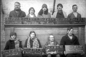 Embauche de français et de polonais dans les années 1930, Société des Mines de Lens