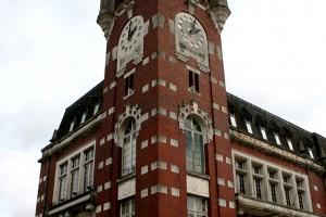Hôtel de ville de Bruay-La-Buissière