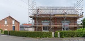 Cité de la Solitude, restauration des logements, Maîtrise d'ouvrage SIA Habitat
